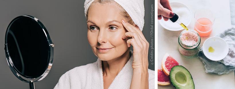 Comment prendre soin de sa peau à 50 ans (et aussi après & avant) !