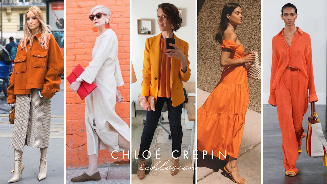 """Force Orange"" – Tendance 2020"